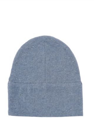 the cap, here shown with the brim down